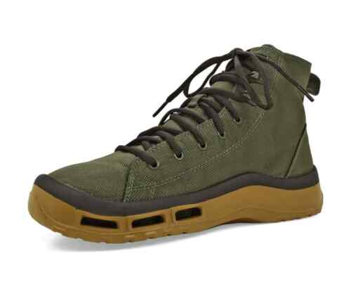 SoftScience Men's The Terrafin Fly Fishing Boots Color: Sage (MC0058SAG)
