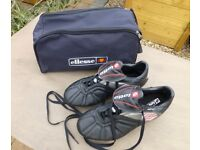 Lotto Punto Flex Football Boots Size UK10/11, Part used, plus Ellesse Bag