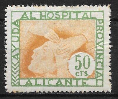 ALICANTE. EDIFIL NUM. 52*