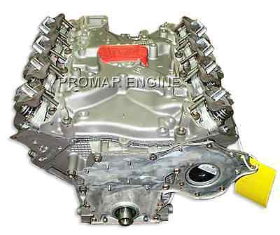 Reman 81-95 Cadillac 4.1 4.5 and 4.9 Long Block Engine