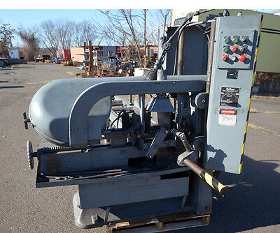 Wells Model 1270 Horizontal Band Saw Inv.34900
