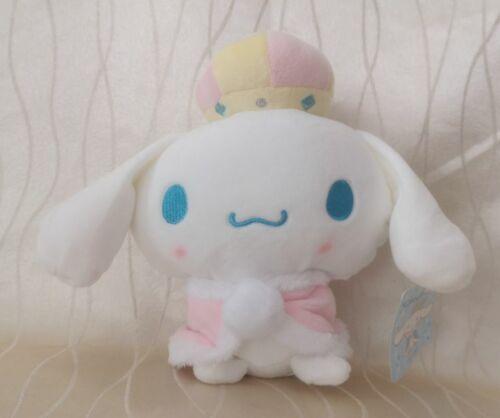 20CM  Red Crown Cinnamoroll  Plush Toys Stuffed Animal Soft Doll  best gift