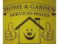 Home & Garden Services Wales