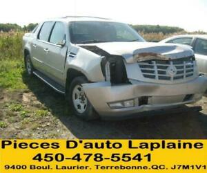2008 2009 CADILLAC ESCALADE EXT LUXURY 6.2L POUR LA PIECE- PARTING OUT