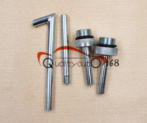 4Pcs Oil Filling Filler Transmission Service DSG/01J/09G/CVT Adapter For VW Audi