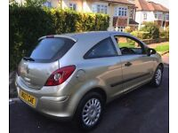 2007 57 Plate Vauxhall Corsa 1.2 Life FSH NEW MOT Superb Car Drives Superb Condition Inside & Out