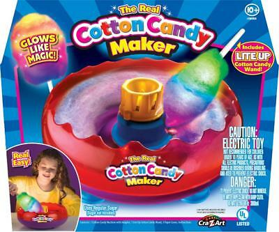 Cra-Z-Art The Real Cotton Candy Maker Toy