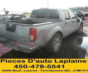 2006 2007 Nissan Frontier 4.0 4X4 MT Pour La Piece#Parting out#Piece