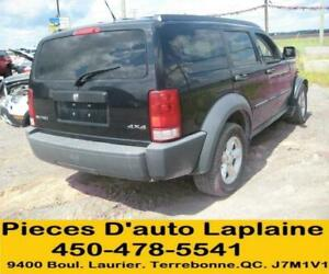 2007 2008 Dodge Nitro 3.7L 4X4 Pour La Piece#Parting out#For parts