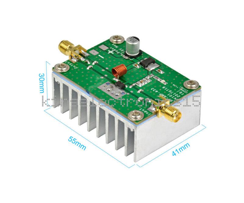 433MHz 8W Digital Power Amplifier Board RF HF High Frequency Amplifier