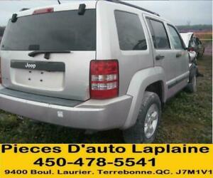 2008 2009 Jeep Liberty 3.7L 4X4 Pour La Piece#Parting out#For parts
