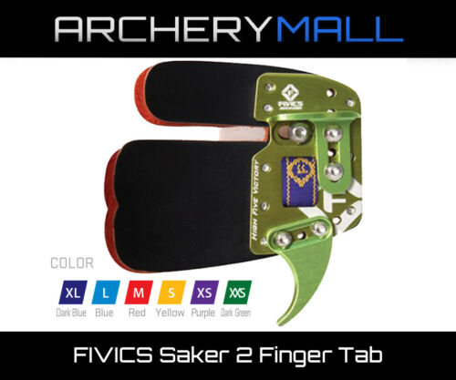 FIVICS Saker 2 Archery Finger Tab