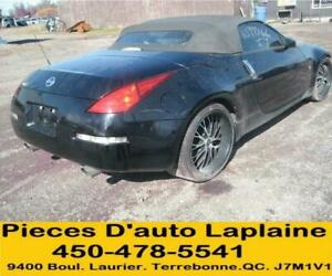 2004 2005 Nissan 350Z 6sp manual Pour La Piece#Parting out#For parts