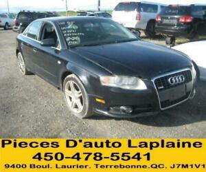 2008 2009 AUDI A4 2.0 TURBO QUATTRO POUR LA PIECE#PARTING OUT#FOR PARTS