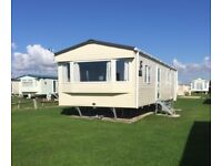 6 Berth Caravan For Hire, West Sands, Bunn Leisure, Selsey