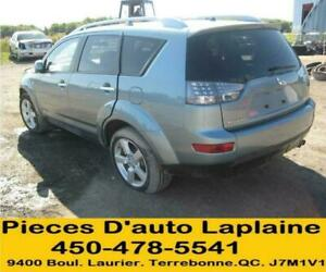 2007 2008 MITSUBISHI OUTLANDER XLS 3.0L Pour La Piece#Parting out#For parts