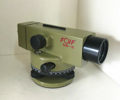 Original Foif Dsz2 Automatic Level 32x High Precision Surveying Level