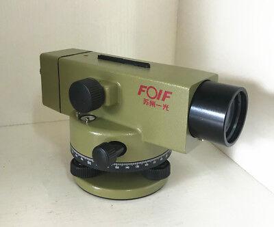 Original Foif Dsz2 Automatic Level 32x High Precision Surveying Level