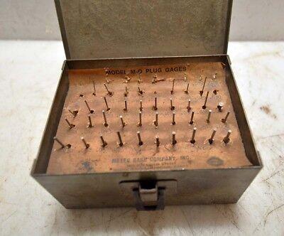 Meyer Plug Gauge Set Model M-o Inv.39160