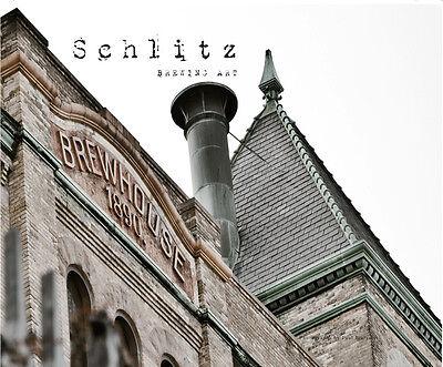 Schlitz Brewing Art   0985672536 Photography Book by Paul Bialas