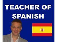 Spanish classes - conversation native teacher