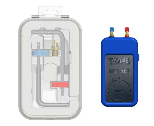 AAB Smart Tools SPM-K1 Dual Port Manometer and Probe Kit