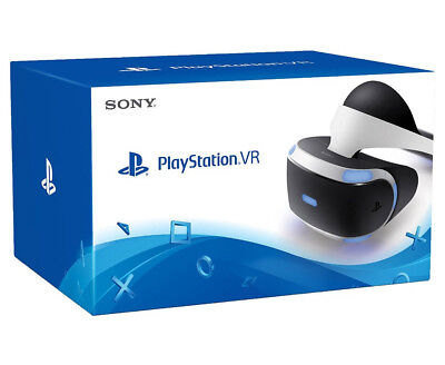 Sony PlayStation VR Headset (PS4) NEW AND SEALED - IN STOCK - QUICK DISPATCH