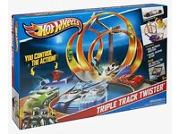 Hot Wheels Triple Track Twister