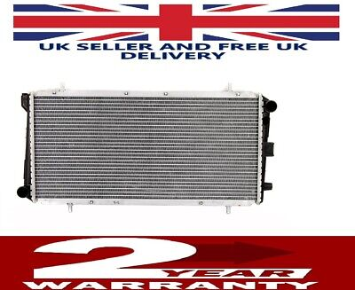 BRAND NEW  RADIATOR FITS ALL ROVER  MGTF