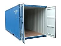 Wanted Steel Container