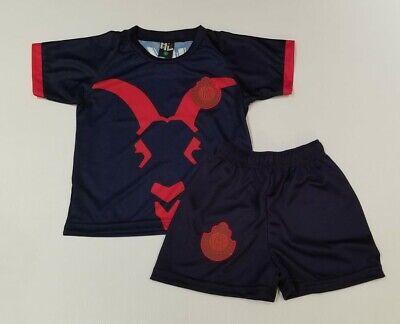 Chivas De Guadalajara kid's Third away Soccer jersey and Shorts Futbol  Liga Mx ()