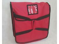 "Pizza Delivery Bag (Size 20""X20""X7"") Full Insulated All Sides Keep It Warm from ELC"