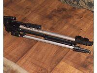 Velbon CX 440 Fully Adjustable Camera Tripod -Full Size Professional