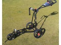 Cruiser 3 Wheel Push Golf Trolley