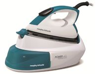 Morphy Richards Power-Steam Iron (Perfect Condition)