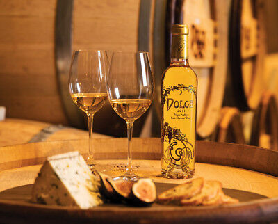 Dolce 2012 Dessert Wine from the Makers of Nickel and Nickel Napa  *2 BOTTLES*