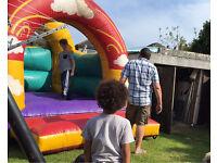Full Size Bouncy Castle