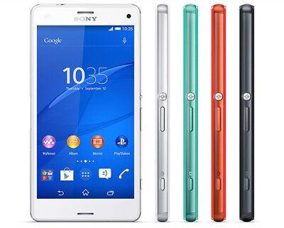 Sony Xperia Z3 Compact D5803 16GB Unlocked/Ohne Simlock 4G 20.7MP Smartphone