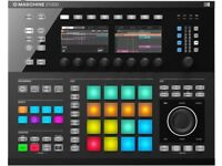 NI Native Instruments Maschine Studio MK2 with software and Komplete Select