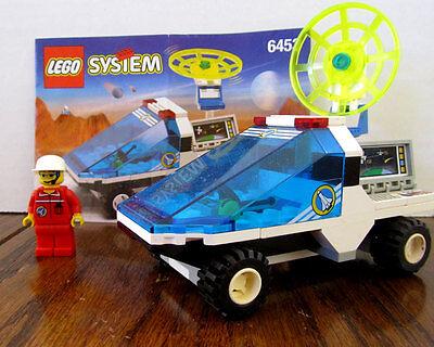 Lego Space Port Set  6453  Com Link Cruiser     Complete W  Instructions
