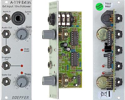 NEW Doepfer A-119 external input / envelope follower eurorack module