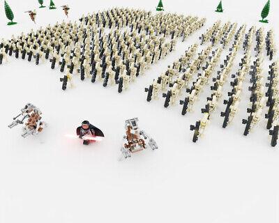 Lego Battle Droid Super Commando Pilot Security Droid Star Wars Minifigures Lot