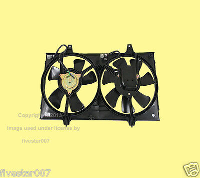 _for Maxima_i30___engine Cooling Dual Fan Assembly_new_for Nissan_for Infiniti_