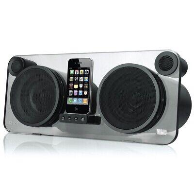 iHome Studio Series iP1 Sound System Bongiovi Acoustics DPS iPhone - New In Box