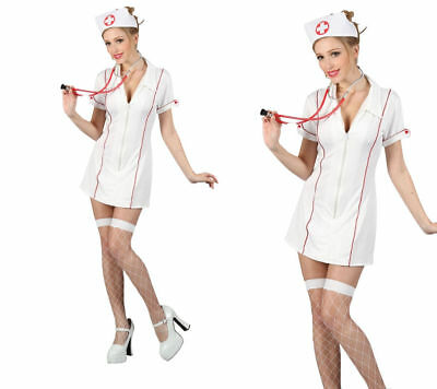 Krankenschwester Uniform Outfit Sexy Junggesellinnenabschied Do Damen Kostüm (Junggesellinnenabschied Kostüme Uk)