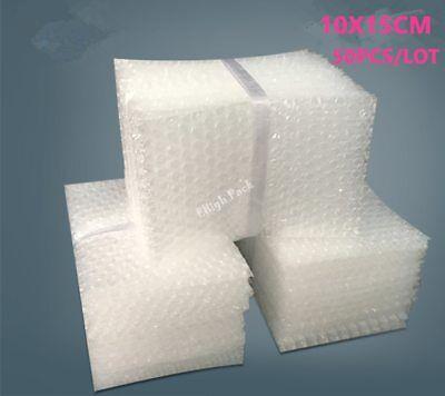 Bubble Wrap Pouches 10x15 Cm Pack Of 50 Pcs