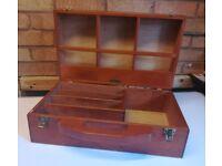 Vintage Tara Designs Fly Fishing equipment box
