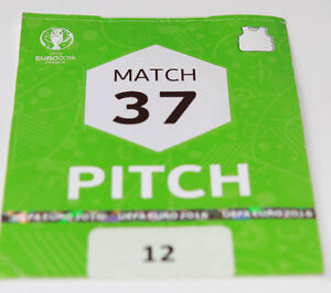 OLD TICKET PASS Pitch EURO 2016 Poland Switzerland in Saint Etienne - <span itemprop=availableAtOrFrom>Internet, Polska</span> - OLD TICKET PASS Pitch EURO 2016 Poland Switzerland in Saint Etienne - Internet, Polska