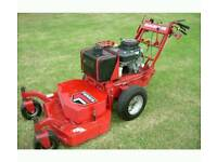 Wanted : Field Mower e.g. Scag, Ferris, Great Dane or Compact Tractor