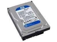 """1TB / 1 TB / 1 TeraByte / 1024 GB - SATA - 3.5"""" - Desktop - PC / MAC - Hard Disk Drive"""